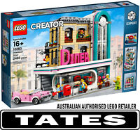 LEGO 10260 Downtown Diner CREATOR from Tates Toyworld