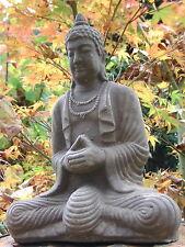 BUDDHA Feng-Shui Steinfigur Buddhakopf Meditationsbuddha Gartenfigur