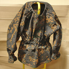 Smock - World War 2 - Reproduction WWII M42 German Elite Forces Camouflage Smock
