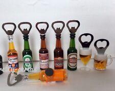 Beer Bottle Opener Fridge Magnet Beer Mug Souvenir Corona Heineken Abre Lata