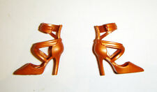 Barbie Doll Sized Shoes/Heels Accessory For Model Muse Barbie Dolls sh271
