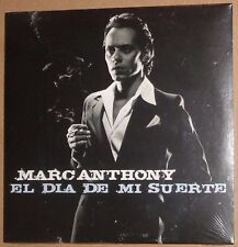 MARC ANTHONY : El Dia De Mi Suerte - Promo CD - MINT, SEALED - 2007 - SONY BMG