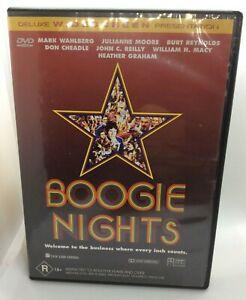 Boogie nights DVD region 4