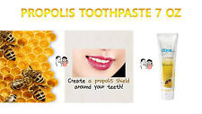 Large Size Propolis Toothpaste Water-soluble Propolis/Green Tea Extract 200 g*4