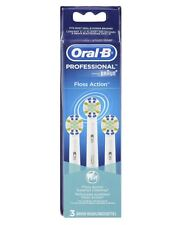 Oral-B Floss Action Brush Head 3 Each