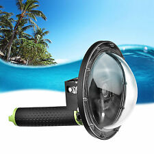 "SHOOT 6"" Dome Port Lens Diving Camera Cover Dome Housing for GoPro HD Hero 3+/4"