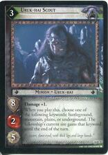 Lord Of The Rings CCG TCG Expanded Middle Earth Card 14R15 Uruk Hai Scout