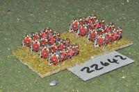 10mm Roman Era / gauls - spearmen 32 figures - inf (22642)