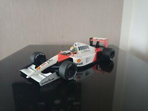 Ayrton Senna #1 McLaren Honda MP4/6 1991 1:18 LANG L-A-N-G Racing Car Collection