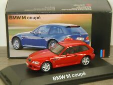 BMW Z3 M Coupe - Schuco 1:43 in Box *45443
