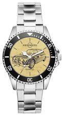 Geschenk für Jaguar Mk II Oldtimer Fahrer Fans Kiesenberg Uhr 6362