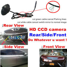 360 Degree Waterproof Car Front Side Rear View Reverse Backup Camera SXT-360S