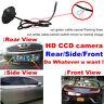 360 Degree Waterproof Car Front Side Rear View Reverse Backup Camera SXT-360S