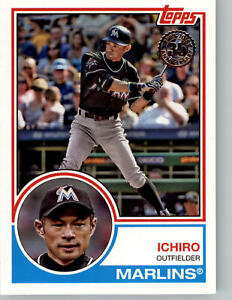 2018 Topps Series 1 1983 35th Ann. Insert Singles U-Pick: Complete your set!
