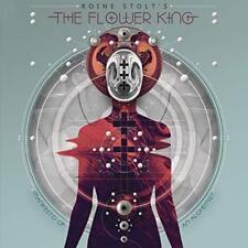 ROINE STOLT The Flower King: Manifesto Of An Alchemist  SEALED 2018 CD DIGIPAK