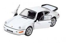 Porsche 964 Turbo weiß, im Fensterkarton, Welly