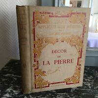 L'Art Applique Aux Crafts By Lucien Magne Decor de La Stone Laurens 1913