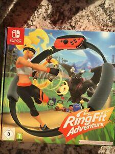 ring fit adventure game Nintendo