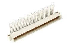 64-Pin Male Euro DIN Connector Plug Right Angled/ Steckerleiste gewinkelt 64-pol