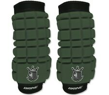 New Brine Lopro Superlight Lacrosse Arm Pads Large Green Protective Gear Sports