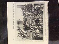 b1f  ephemera 1913 picture federal liner essex a e denford