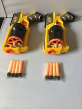 2 Nerf N-strike Gun Maverick REV-6