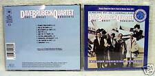 Dave Brubeck Quartet Digitally Remasterd CD Used