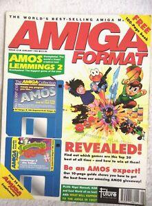 75183 Issue 42 Amiga Format Magazine 1993
