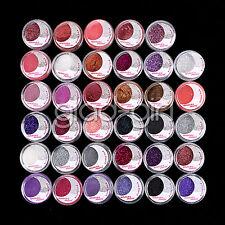 MAKEUP 35 Mix Color Glitter Powder Sheet Eye Shadow Face Body Art Party Salon