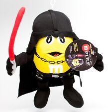 """STAR Wars M&M Giallo Darth Vader 8 """"GIOCATTOLO PELUCHE 2005"""