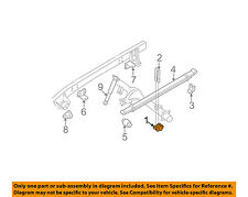GM OEM Rear Suspension-U-bolt Plate Left 15592585