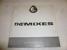 "DMC (LABEL) - The Mixes 143 - December 1994 - UK DMC DJ 12"" Double Vinyl Single"