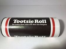 Tootsie Roll Bank, Collectible > Banks, Registers & Vending >Vintage Piggy Banks