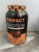 Nutrology - Tripact Protein - Creamy Chocolate 3lb Premium Nutrition Shake