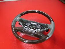 Steering Wheel Wood Trim Paddle Shifters MERCEDES W221 W216 S400 S550 CL OEM