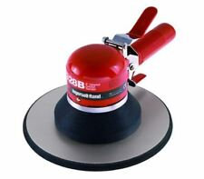 Orbital Sander 8 Inch Pad Heavy Duty Air Geared Dual Action Motion Round Body