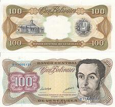 VENEZUELA - 100 BOLIVARES 13. 10. 1998 UNC pick 66 g