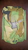 US Military MOLLE Pouch Saw Woodland Camo