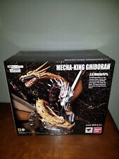 S.H. MonsterArts Godzilla Mecha King Ghidorah NEW SEALED Exclusive
