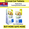 12 Tablet (UNBOX) Bayer Drontal For Cats and Kittens Dewormer Treatment