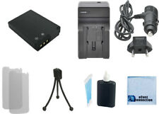 EN-EL12 Battery for Nikon + Charger for S6100 S6150 S6200 S6300 Camera