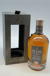 Fl. Slyrs Bavarian Single Malt Whisky - Mountain Edition Brecherspitz, 700ml