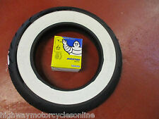 VESPA PX 125 150 200 MITAS WHITE WALL RACE SOFT TYRE AND TUBE 350 X 10 MC18 51P