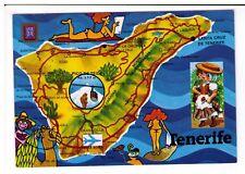 Map Spain In Postcards Ebay