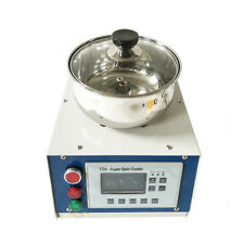 Laboratory 12A Spin Coater Super Compact Spinner  Glue Spin Coating Machine US