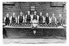 pt8806 - Dewsbury , Hand Bell Ringers  - Yorkshire - photograph 6x4
