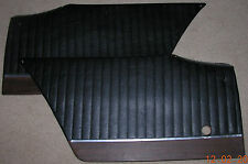 USED Mopar 71 only Dodge Charger 500 Bee Rear Interior Upper Panels R/T FreeShip