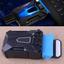 Enfriador Aire Portátil USB Extraer Ventilador Escape Refrigerador CPU Portátil