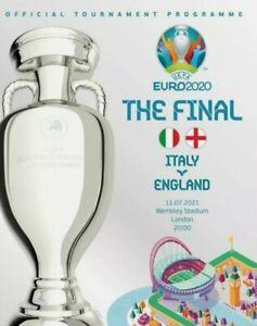 England v Italy European Championship Final 11-Jul-2021