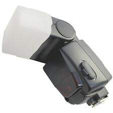 Bouncer Diffusoren Weiß Diffusor Green.L kompatibel mit Canon 580EX & EXII Blitz